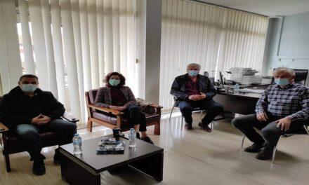 Δελτίο Τύπου: «Επίσκεψη της παράταξης Γιάννενα Πολίτες για την Ανατροπή στον Ο.Κ.Π.Α.Π.Α.»